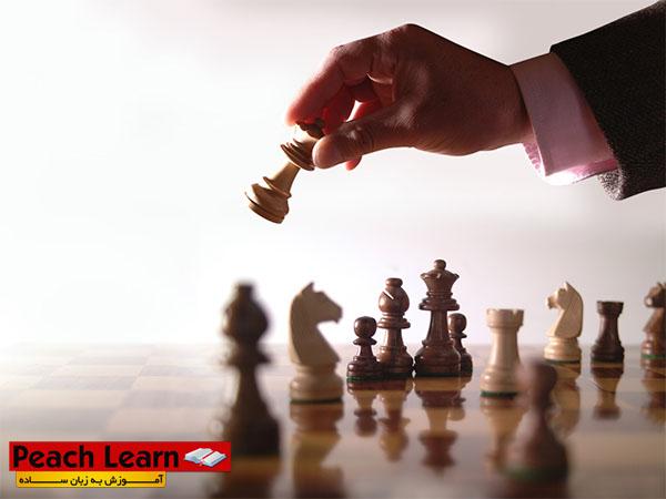 chess آموزش شطرنج ، حرکات مهره ها و تکنیک های ابتدایی آن