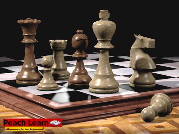 01 آموزش شطرنج ، حرکات مهره ها و تکنیک های ابتدایی آن