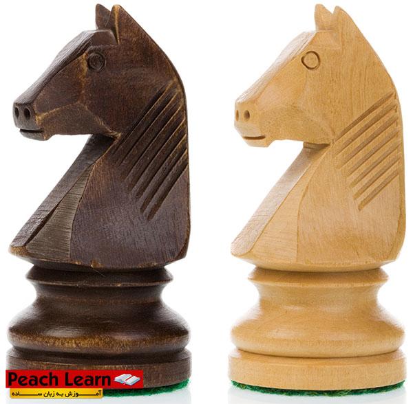 06 آموزش شطرنج ، حرکات مهره ها و تکنیک های ابتدایی آن