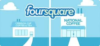 05 معرفی شبکه اجتماعی Foursquare و آموزش استفاده از آن
