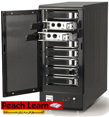 سرور شبکه (Network Server)