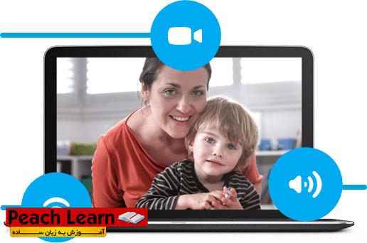 03 معرفی و آموزش استفاده از نرم افزار Skype