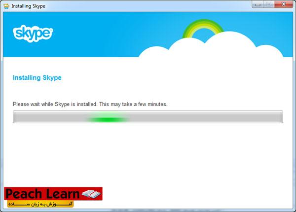 آموزش استفاده از نرم افزار Skype