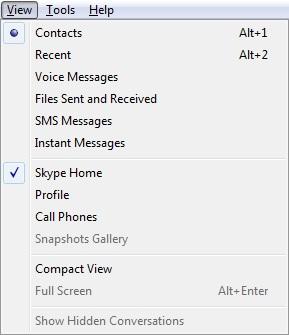 28 معرفی و آموزش استفاده از نرم افزار Skype