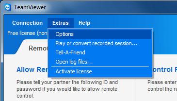 08 آموزش استفاده از نرم افزار Team Viewer