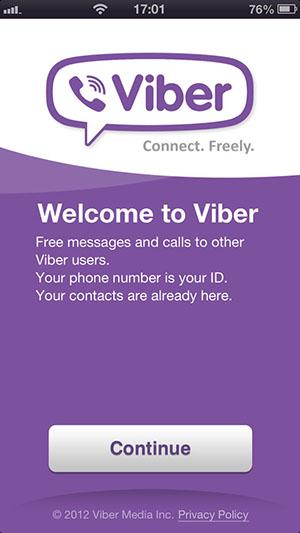 01 معرفی و آموزش استفاده از نرم افزار Viber