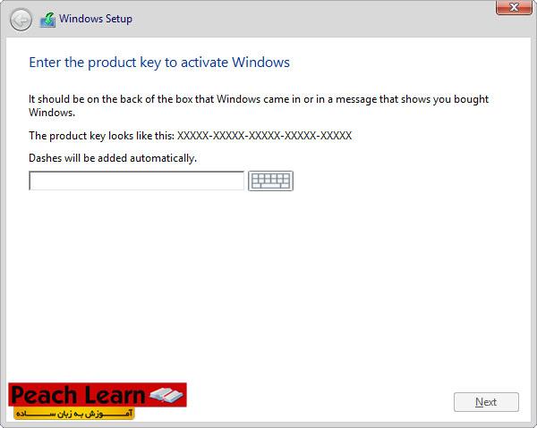 09 معرفی و آموزش نصب ویندوز Windows 8