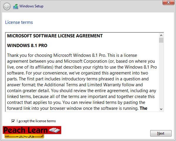 10 معرفی و آموزش نصب ویندوز Windows 8