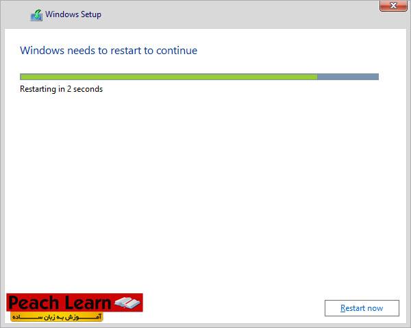 16 معرفی و آموزش نصب ویندوز Windows 8