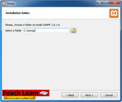 03 معرفی و آموزش استفاده از نرم افزار Xampp