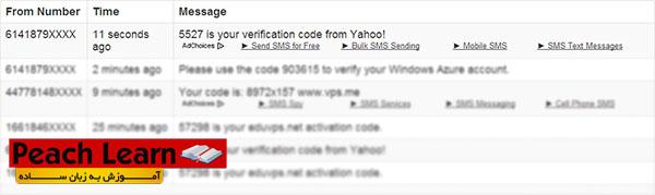 10 آموزش ساخت ایمیل یاهو Yahoo
