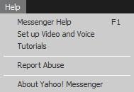 43 آموزش استفاده از نرم افزار Yahoo Messenger