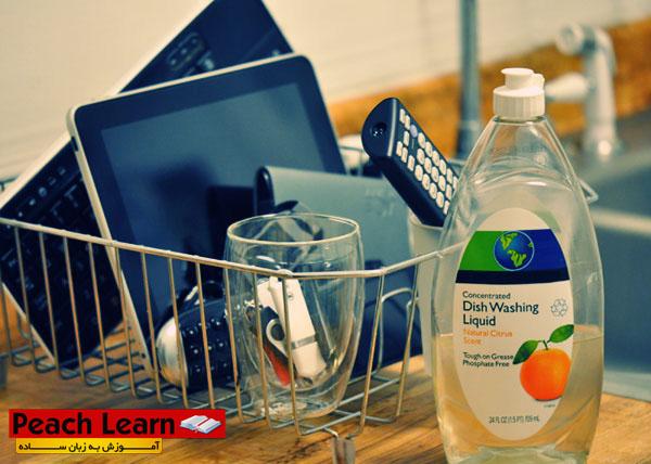تمیز کردن صفحه نمایش های لمسی - باید ها و نباید ها